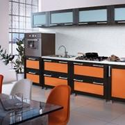 Рамочный МДФ. Кухня под заказ. фото