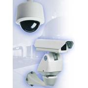 Оборудование объектов системами видеонаблюдения фото