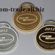 Изготовление медалей, монет фото