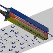 Антистатическое оборудование снятия заряда статики с пленок, бумаги, пластмассы фото
