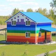 Дом из СИП панелей - домокомплект фото
