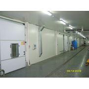 хранение фруктов в современном промышленном холодильнике 2 000 тн фото