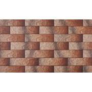 Фасадный клинкер Аляска рустик (245,65,6.5) фото