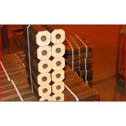 Производство топливных брикетов для Молдовы и на экспорт фото