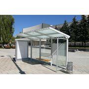 Остановки общественного транспорта фото