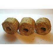 Топливные брикеты из соломы PINI KEY фото