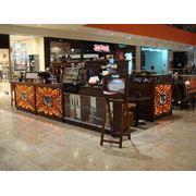 Мебель для кафе ресторанов и баров фото