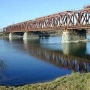 Покраска мостов фото