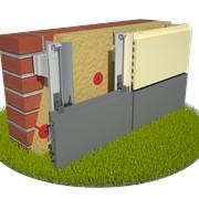 Проектирование вентилируемых фасадов фото