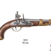 Пистоль кавалерийский, 18 век фото