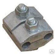Зажим плашечный ПА-2-2А (2-х болт.) фото