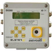 Корректор объема газа EK260 фото
