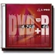 Компакт диски DVD+R L-PRO фото