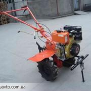 Мотоблок БУЛАТ C902PЕ дизельный с электростартером фото