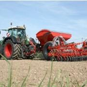 Услуги по обработке земли: Сaterpillar MT865B+Gregoire Besson 7,2 заказать фото