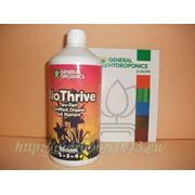 Усилитель цветения и плодоношения GO BioThrive Bloom 1 L для гидропоники и почвы фото