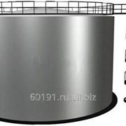 Вертикальный резервуар РВС-400 м3 фото