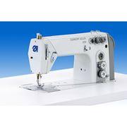 Универсальная одно- или двухигольная швейная машина цепного стежка фото