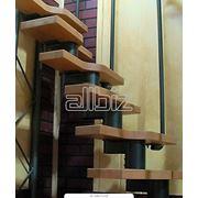 Лестницы каменные фото