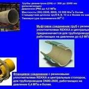 Производство стеклопластиковых труб фото