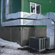 Проектирование систем вентиляции и кондиционирования фото