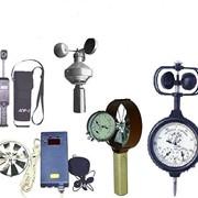 Анемометр крыльчатый АСО-3, Анемометр чашечный МС-13, Анемометр индукционный АРИ-49 фото