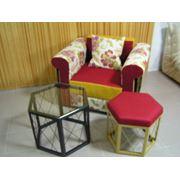 Диваны  кресла  пуфы  столики .... фото
