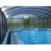 навесы для бассейнов фото