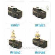 Мини-выключатели серии MN1 фото