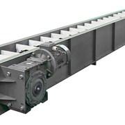 Цепной конвейер транспортер для зерна и сыпучих ма фото