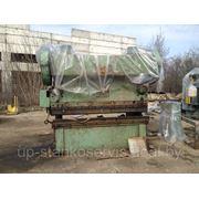 Пресс листогибочный гидравлический ИА1328 фото