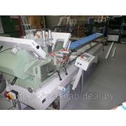 Автоматическая двухголовая пила Haffner Dsg 187 фото