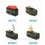 Мини-выключатели серии MN2 фото
