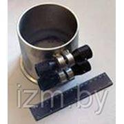 Форма цилиндра ФЦ-100 (100х200, съёмное дно) (поверенная) фото
