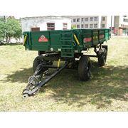 Прицеп тракторный специальный 2ПТС-4,5 фото