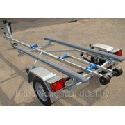 Прицеп лодочный Tiki Treiler BT 600 фото