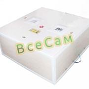 Инкубатор механический цифровой «Курочка Ряба» ИБ-130 вместимостью 130 яиц с двойным пластиковым корпусом фото
