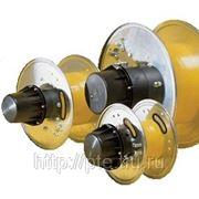 Инерционные кабельные барабаны фото