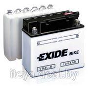 Аккумулятор Exide Conventional YB14L-A2 фото