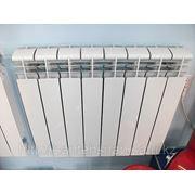 Радиатор алюминиевый VARMEGA ALMEGA 500/100/80 фото