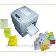 Печать на ризографе от 3,5 тг фото