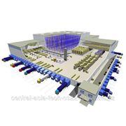 Автоматизация промышленных и малых складов фото