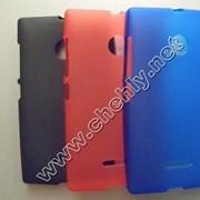 Силиконовый чехол Nokia Lumia 435 фото