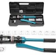 Инструмент гидравлический обжимной Forsage F-Y240A для кабелей 12т фото