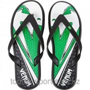 Сланцы Venum Amazonia 4.0 Sandals GRN фото