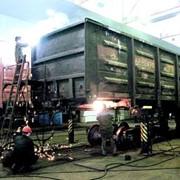 Ремонт грузовых вагонов Украина фото