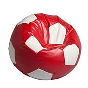 Кресло-мешок Football medium фото