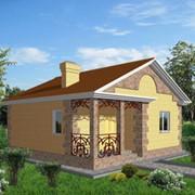Коттедж Алтай фото