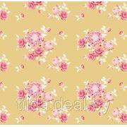 Ткань Тильда Garden Mustard фото