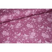 Ткань Тильда Flowerbird lilac фото